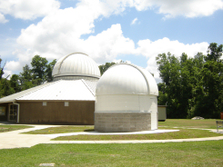 20 inch and 16 inch telescope domes